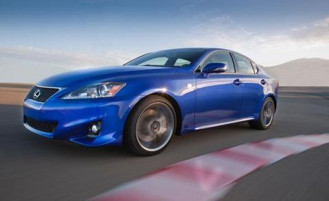 Lexus IS 200d serie especial: solo 200 unidades