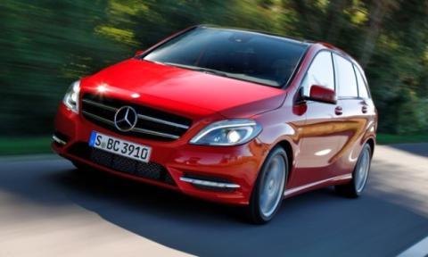Mercedes podría construir un compacto con Renault y Nissan