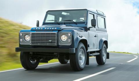 Land Rover Defender 2013: más equipamiento