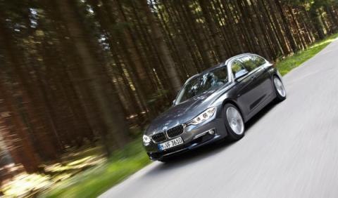 Nuevo BMW Serie 3 Touring delantera