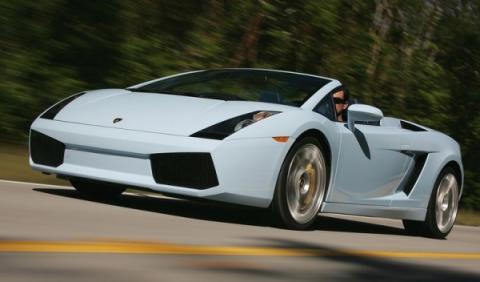El Lamborghini Gallardo, a revisión por riesgo de incendio