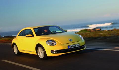 Volkswagen Beetle TSI de 160 CV, ahora con cambio DSG