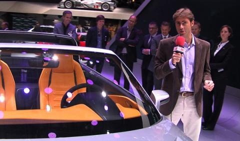 Audi Crosslane Coupe, el futuro Q2 se destapa París