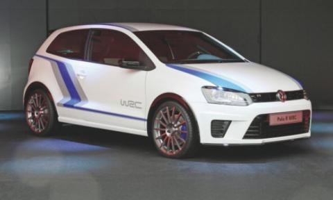 El Volkswagen Polo R llegará en 2013
