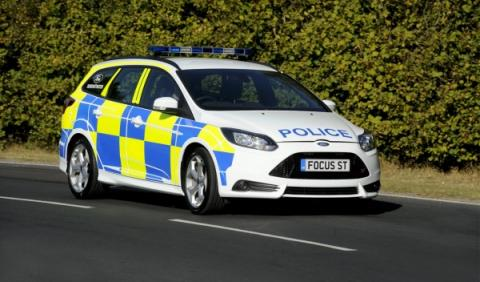 ford-focus-st-frontal-policía