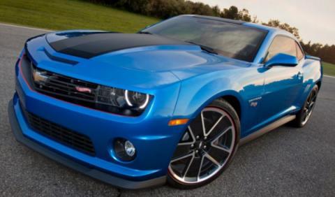 Chevrolet Camaro Hot Wheels pasa de la escala 1:64 a la realidad.