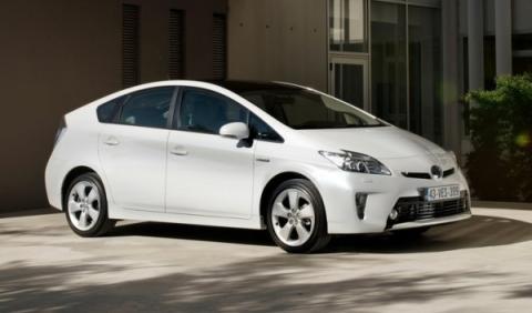 Toyota estudia un nuevo look para el Toyota Prius