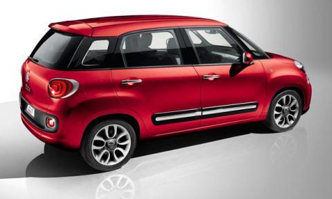 El Grupo Fiat lanzará una ofensiva de coches en 2015