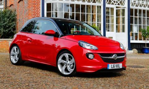 Opel prepara un Adam OPC con 180 CV