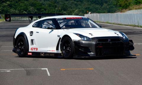 Nissan GT-R GT3 2013 precio
