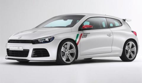 Así podría ser el futuro Volkswagen Scirocco 2015