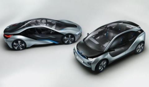 BMW i4 concept y otras novedades de la marca en Los Angeles