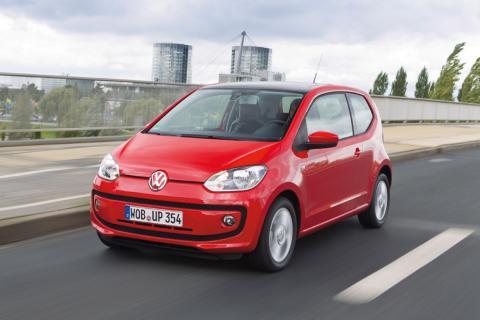 El Volkswagen eco up! apuesta por el gas natural