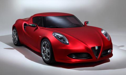 Vídeo: estrellan un Alfa Romeo 4C cerca de Turín