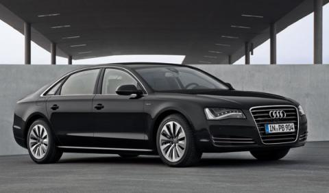 Audi A8 L hybrid: para ministros ecológicos