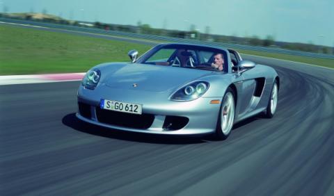 Porsche Carrera GT, una ganga en Internet para esta Navidad