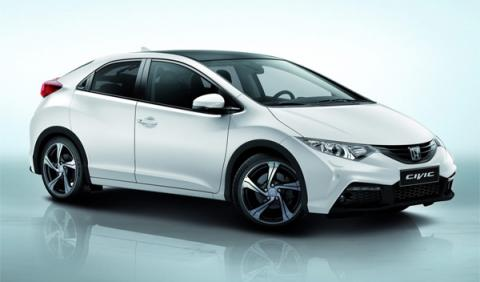 El Honda Civic recibe nuevos paquetes aerodinámicos