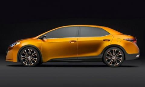 ¿Así será el nuevo Toyota Corolla?
