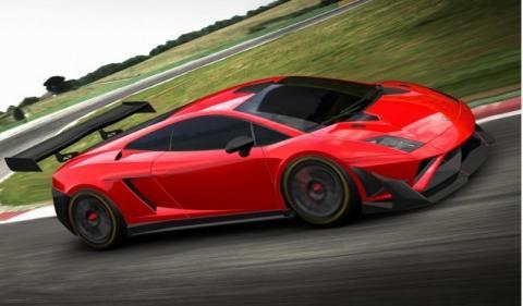 Lamborghini Gallardo GT3 LF2: para la temporada 2013-2014