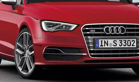Cazado el nuevo Audi S3 Cabrio