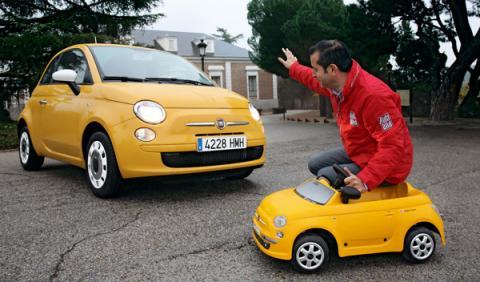Fiat 500 1.2 Color Therapy precio