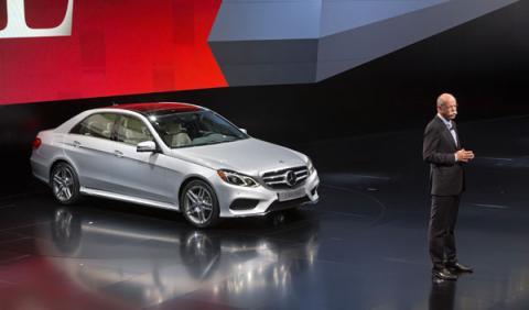 Mercedes lanzará 13 modelos completamente nuevos
