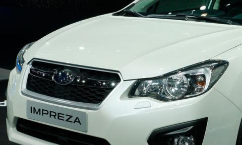 Subaru Impreza 2014, podría ser más deportivo