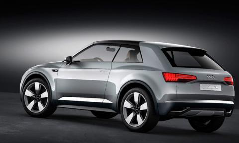 Audi quiere lanzar una ofensiva SUV con los Q2, Q4 y Q6