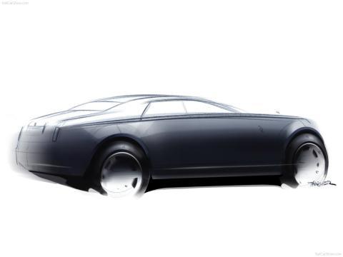 Rolls-Royce SUV y roadster V16, posibles proyectos