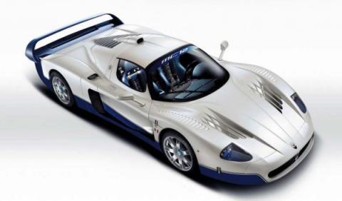 Maserati piensa en un superdeportivo basado en LaFerrari