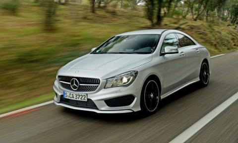 Mercedes CLA 12 abril