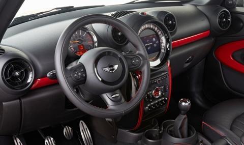 Se filtra el interior del próximo Mini F56