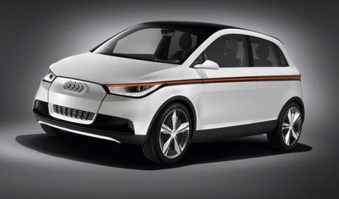 Audi tendrá su propio e-up! para 2015