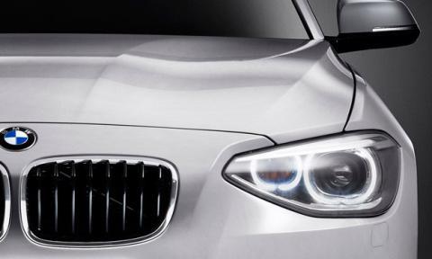 Cazan al nuevo BMW M235i rodando en Nürburgring