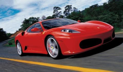 Así queda un Ferrari F430 tras chocar a 300km/h