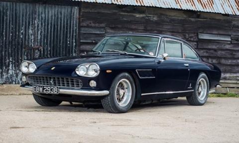 El Ferrari 330 GT de John Lennon sale a subasta