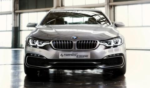 El BMW M4 2014, cazado casi al desnudo