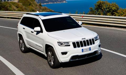 Jeep Grand Cherokee 2013 España julio