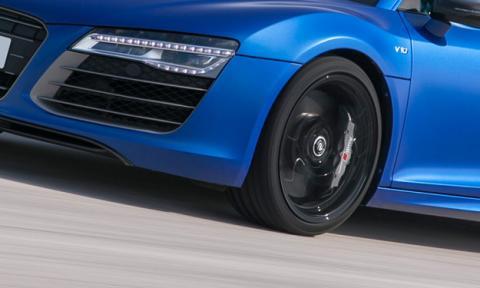 El Audi R8 GT Sport, cada vez más cerca