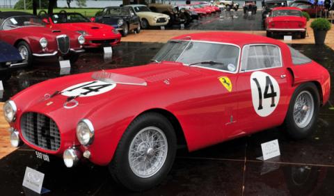 Un Ferrari clásico de Le Mans, subastado por 9 millones