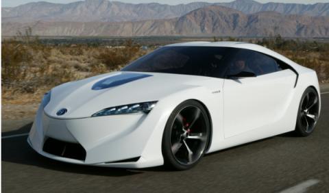 El nuevo Toyota Supra no será como el GT86