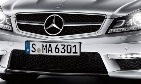 El Mercedes Clase C 2014 será más grande y deportivo