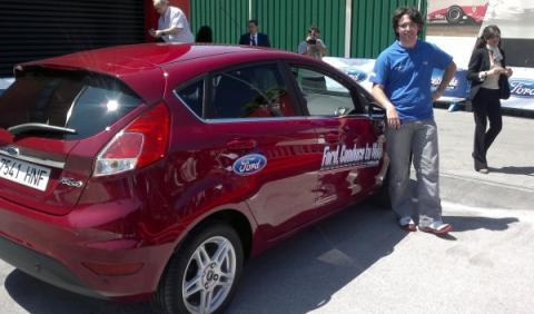 La Escuela de Conducción para jóvenes de Ford busca alumnos