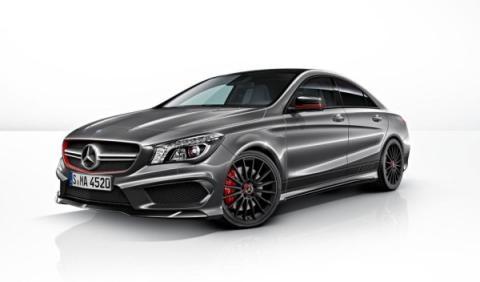 Mercedes CLA 45 AMG Edition 1