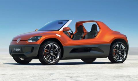 Volkswagen Buggy Up, cada vez más cerca