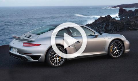 Así acelera un Porsche 911 Turbo S de 0 a 280 km/h