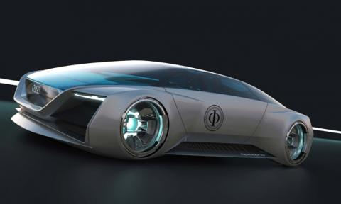 Audi Shuttle Quattro Concept lateral