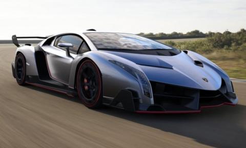 Un Lamborghini Veneno aparece en 'Need for Speed Rivals'