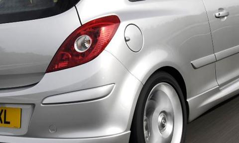 El Opel Corsa 2014, sorprendido en su fase de pruebas