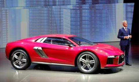 Audi Nanuk Quattro Concept Frankfurt